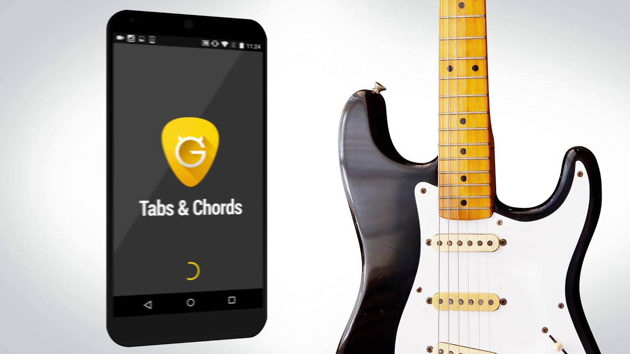 Ultimate Guitar Chords and Tabs poster