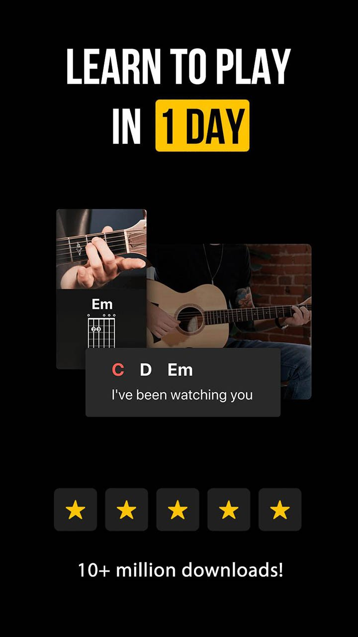 Ultimate Guitar Chords and Tabs screenshot 1