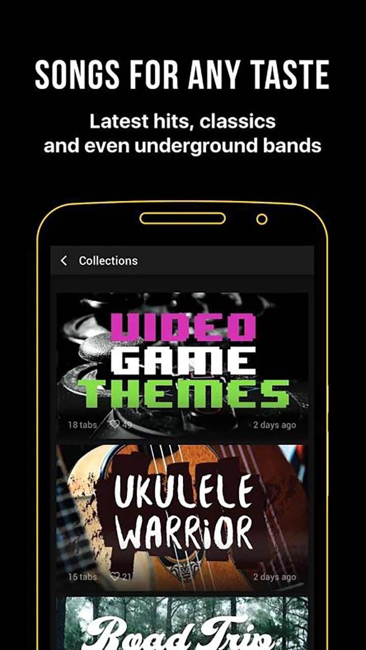Ultimate Guitar Chords and Tabs screenshot 4
