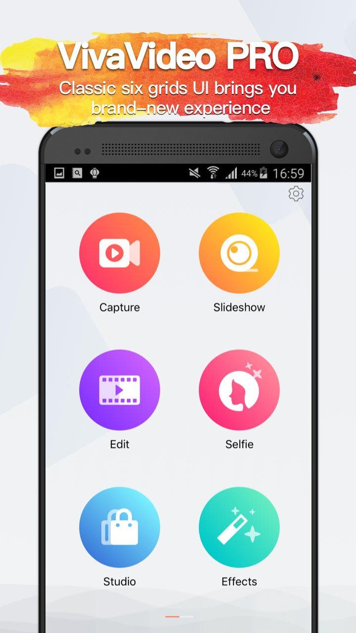 VivaVideo PRO screenshot 1