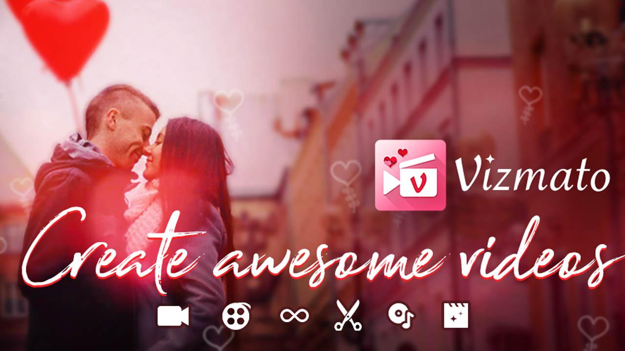 Vizmato Video Editor and Slideshow maker poster