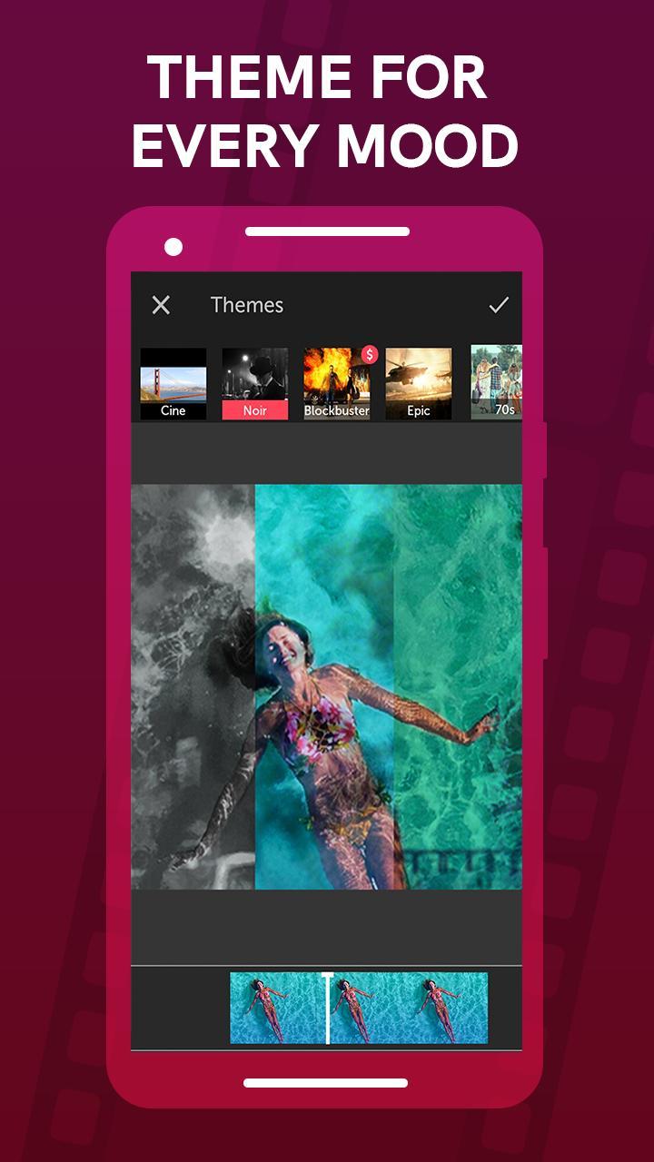 Vizmato Video Editor and Slideshow maker screenshot 2