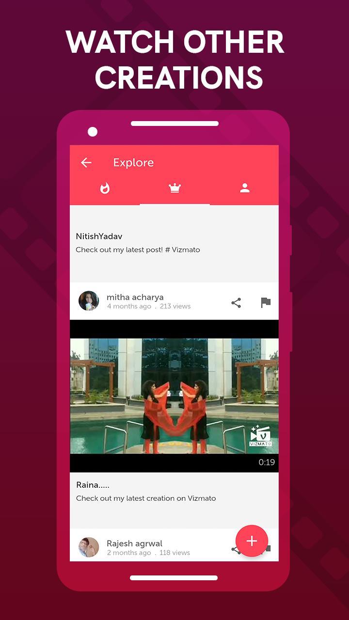 Vizmato Video Editor and Slideshow maker screenshot 5
