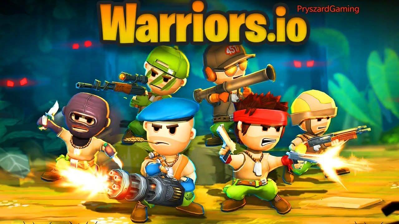 Warriors.io poster
