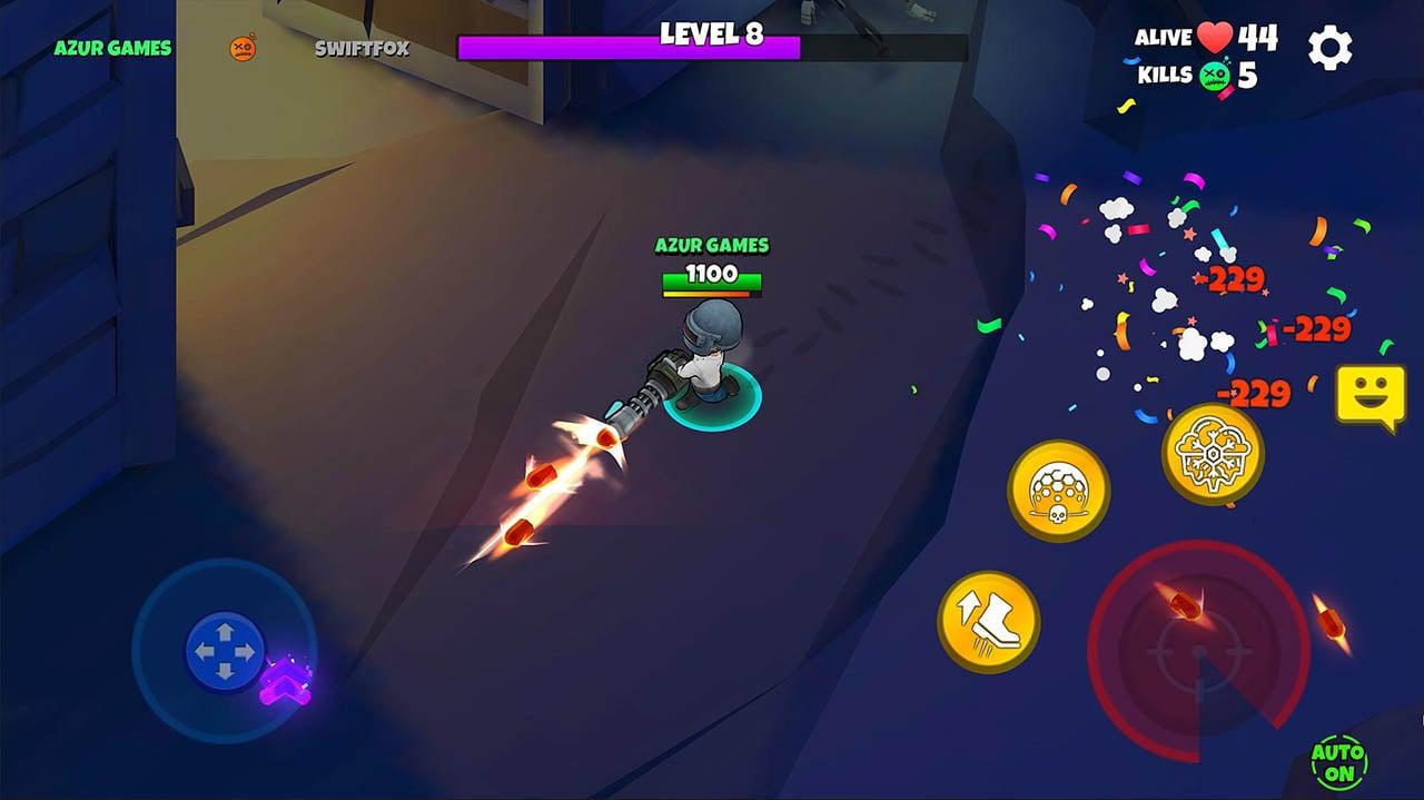 Warriors.io screenshot 3
