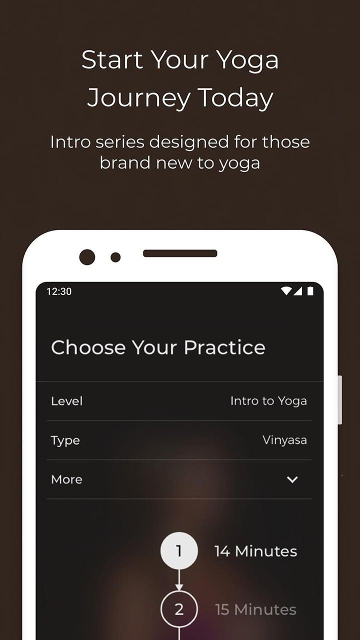 Yoga Down Dog screenshot 4