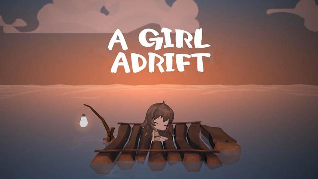 A Girl Adrift poster