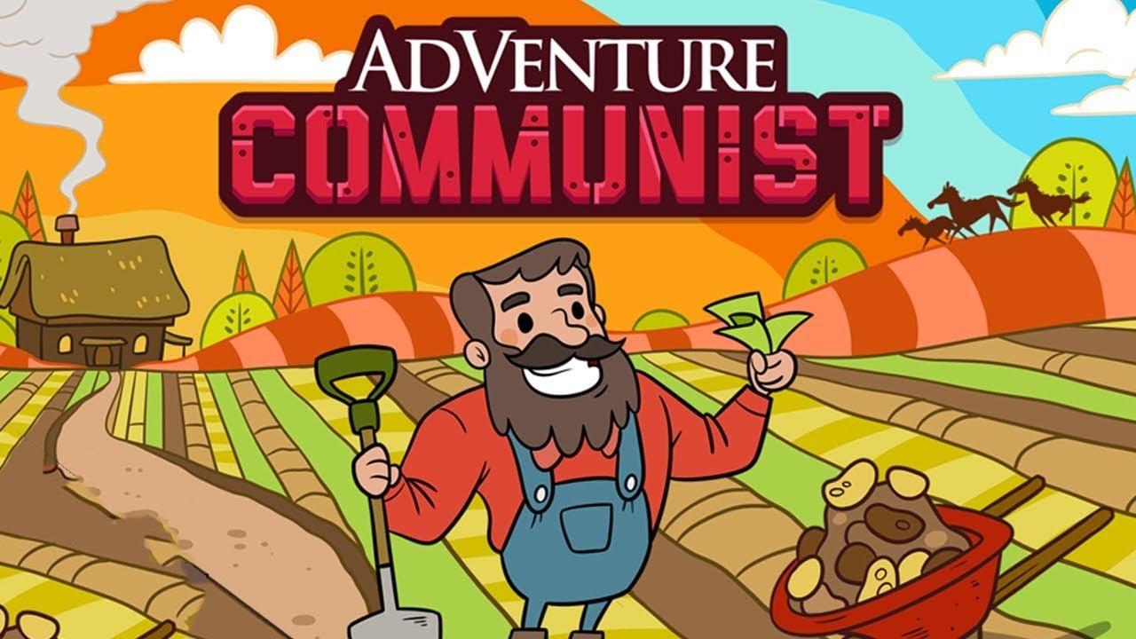 AdVenture Communist poster