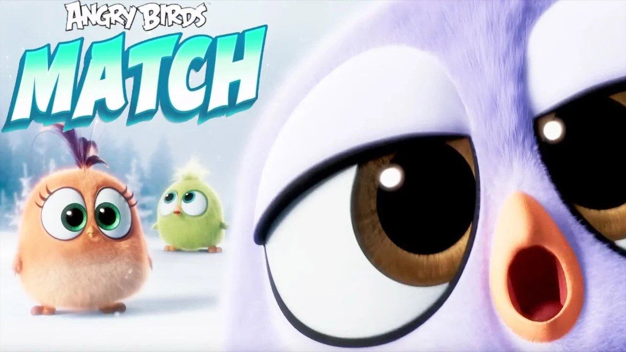 Angry Birds Match 3 poster