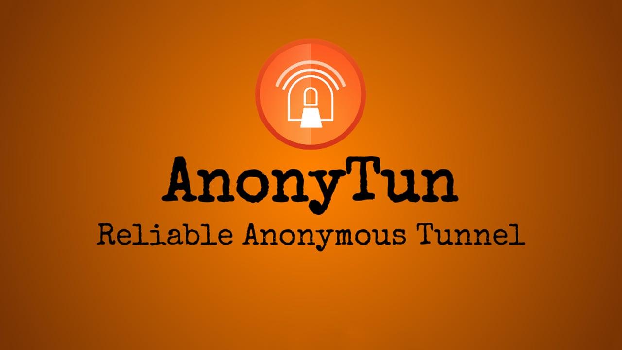 AnonyTun poster