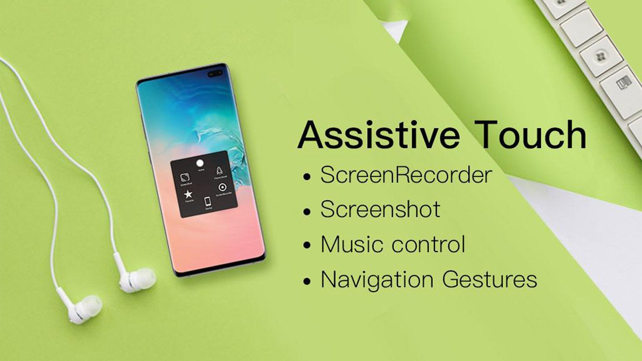 Assistive Touch poster