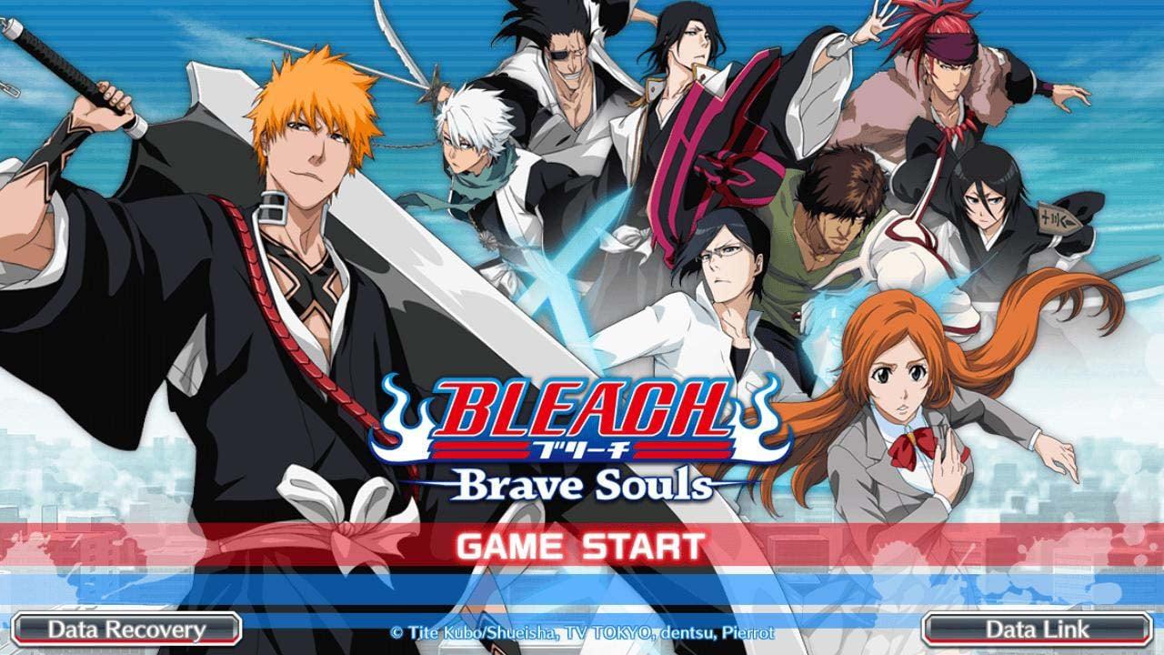 BLEACH Brave Souls poster