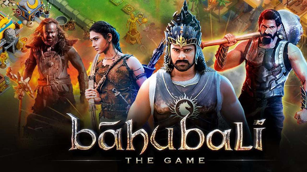 Baahubali poster