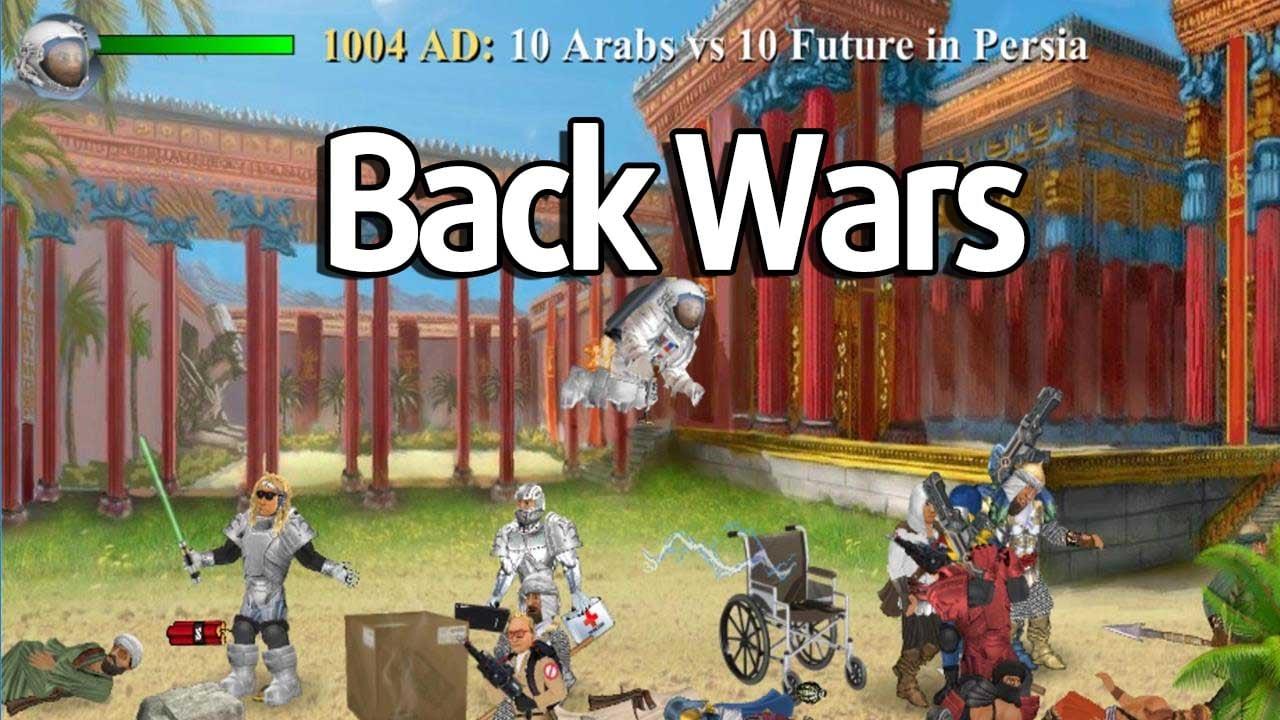 Back Wars poster