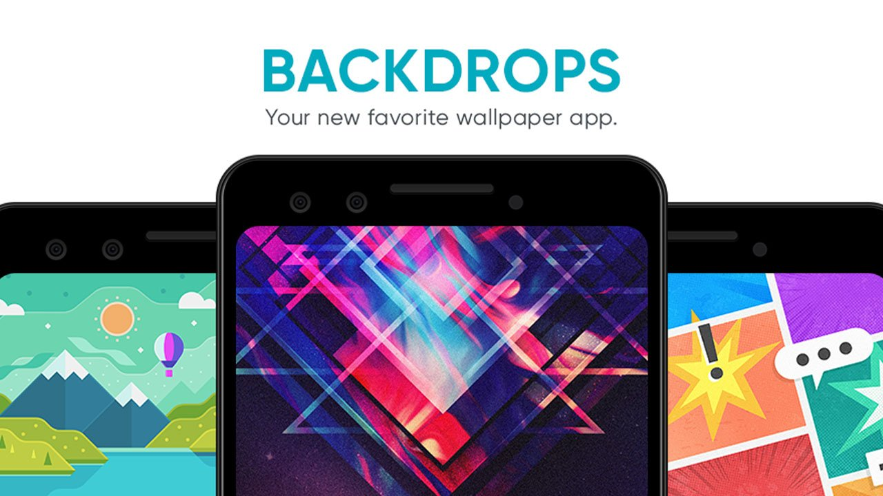 Backdrops MOD APK 4.52 Download (Unlocked) free for Android