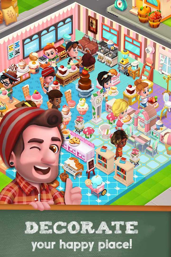 Bakery Story 2 screen 2