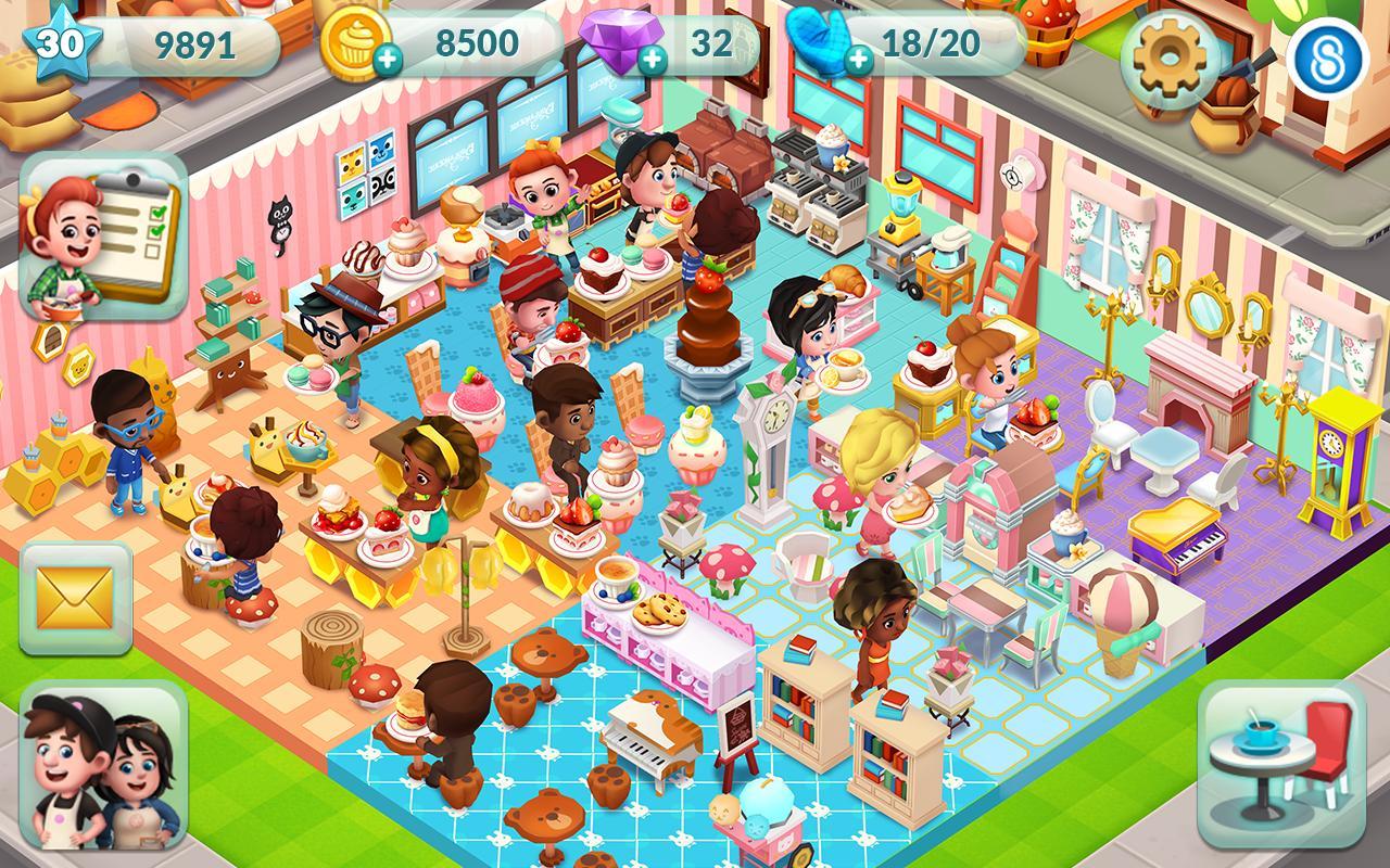 Bakery Story 2 screen 5