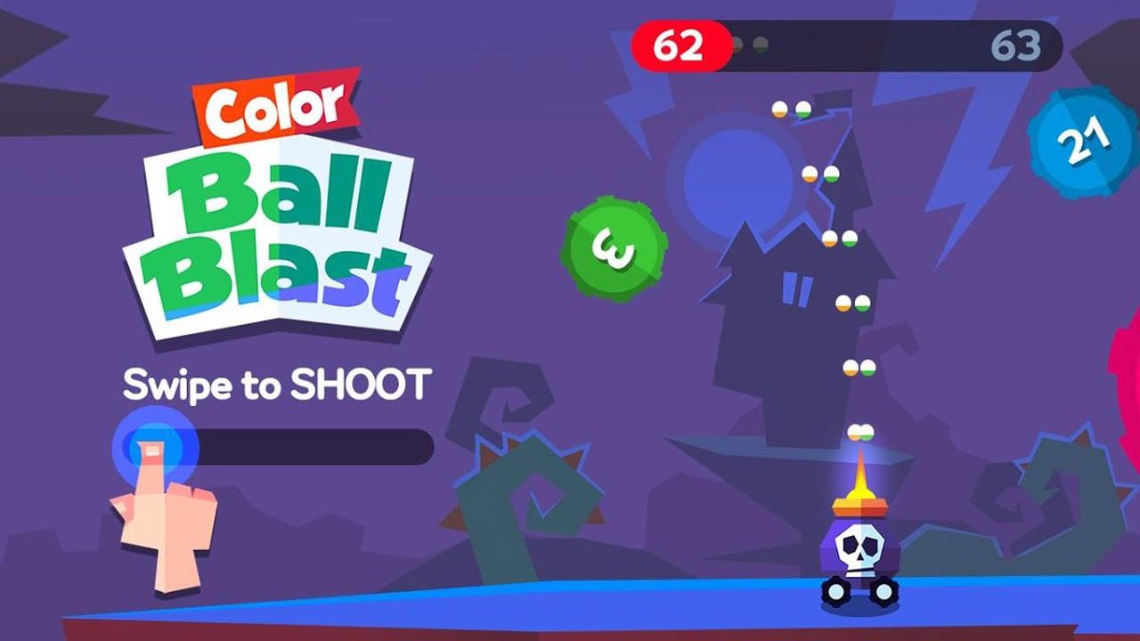 Ball Blast poster