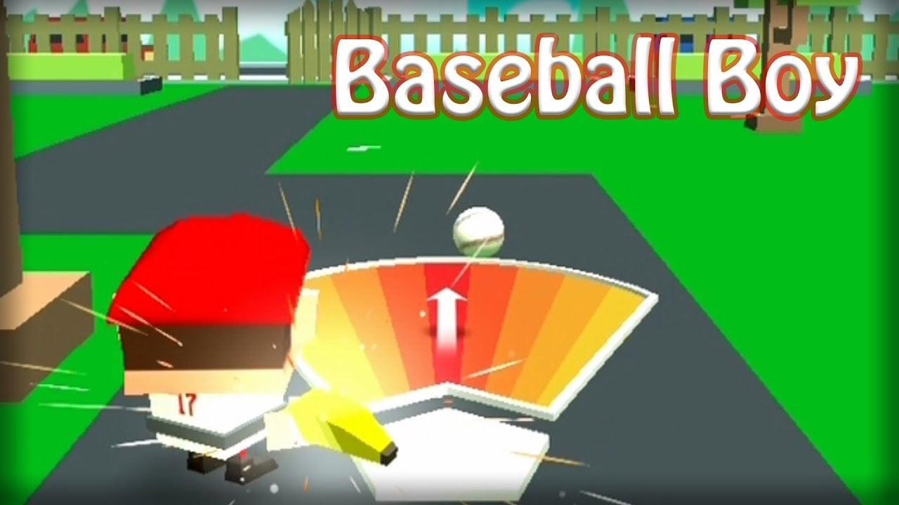 Baseball boy poster