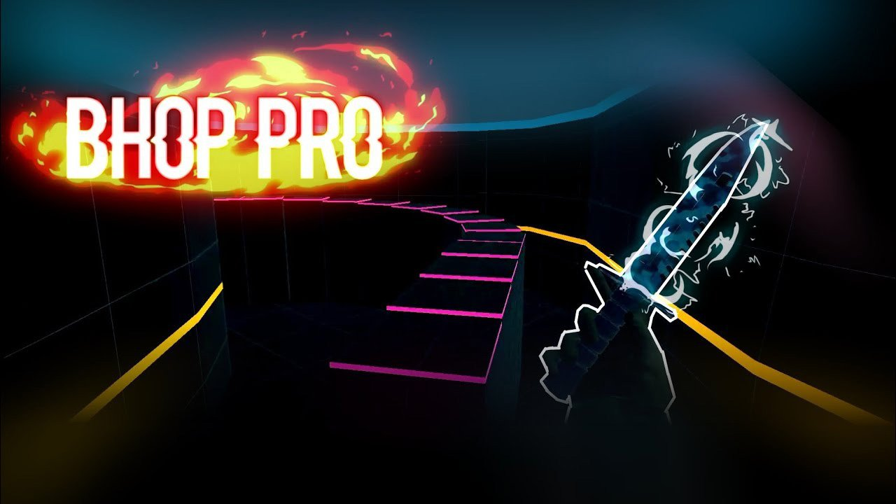 Bhop Pro poster