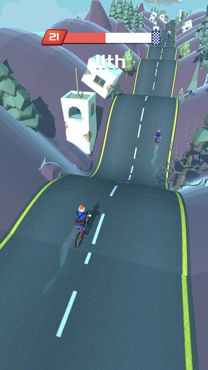 Bikes Hill screen 4