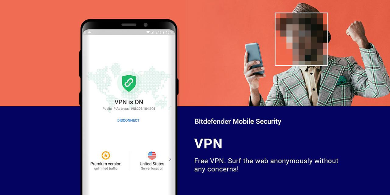 Bitdefender Mobile Security screen 2