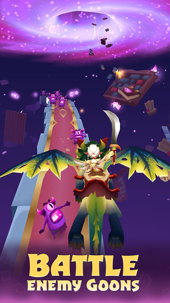 Blades of Brim screen 2