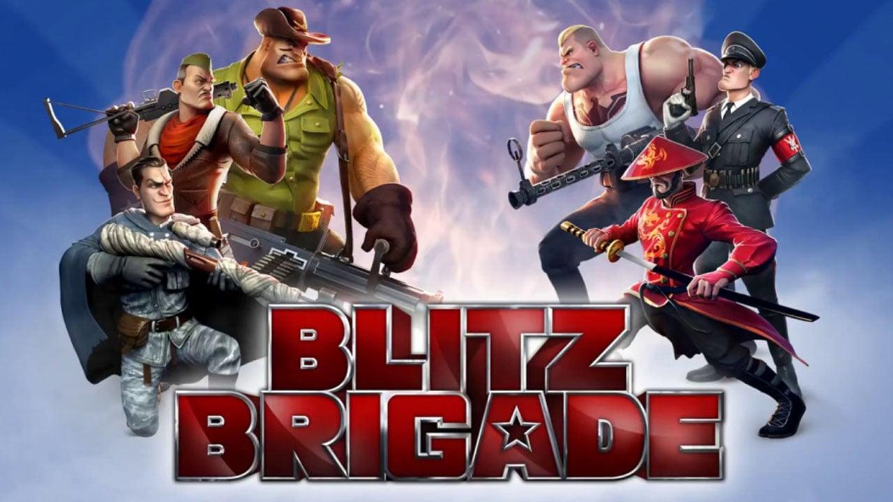 Blitz Brigade poster