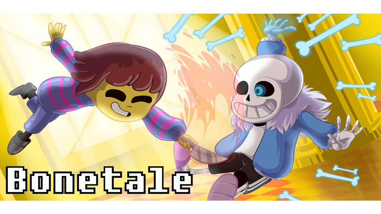 Bonetale Fangame poster