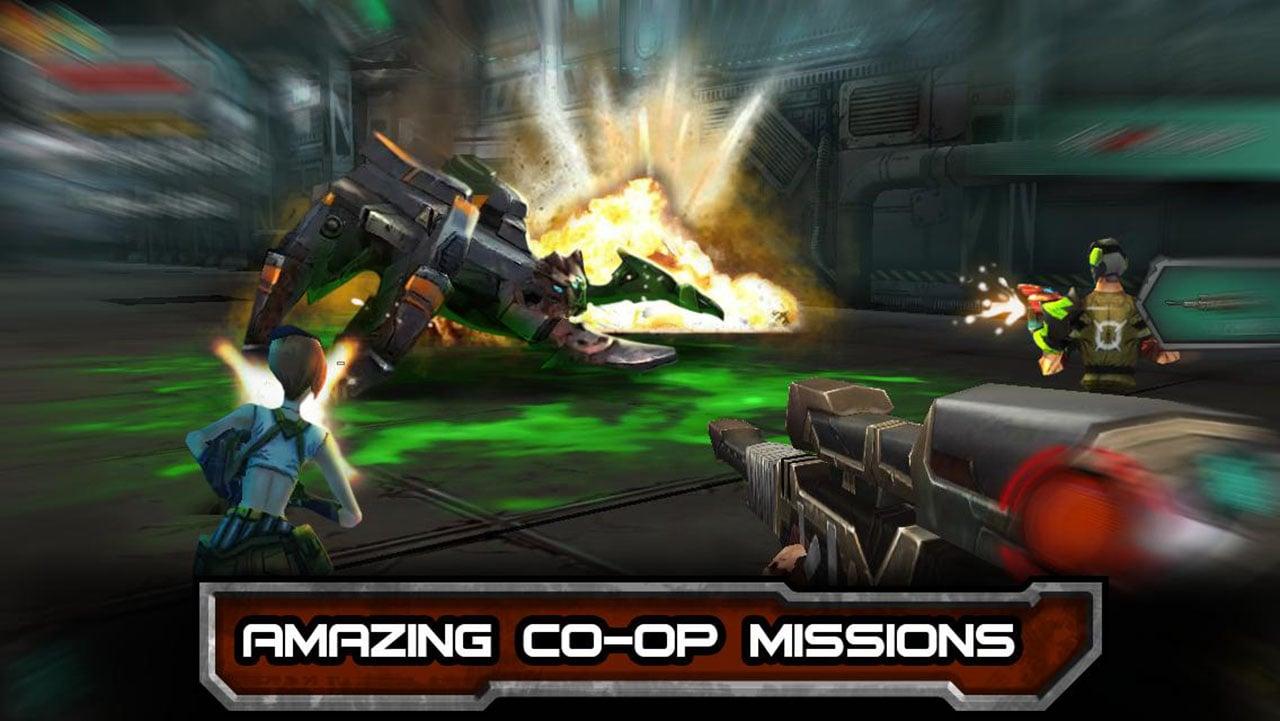 Bounty Hunter Black Dawn screen 3