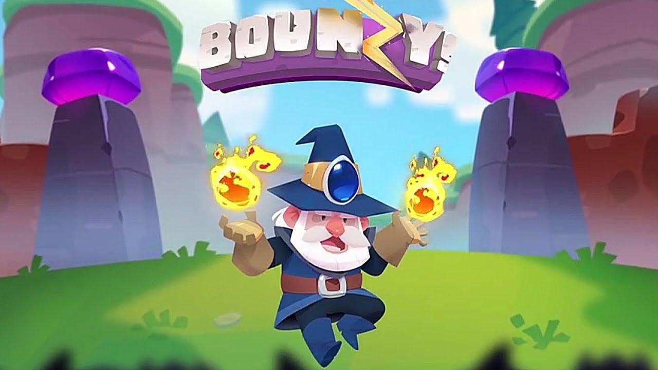 Bounzy poster