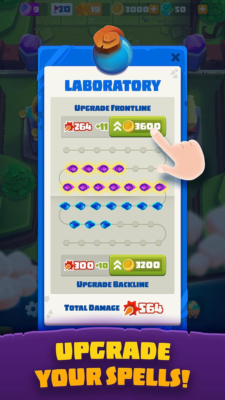 Bounzy screen 2