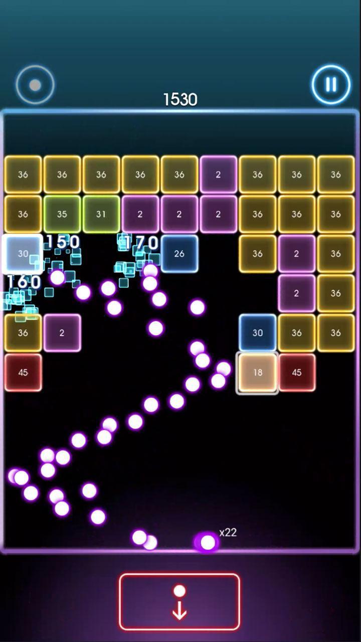 Bricks Breaker Quest screen 3