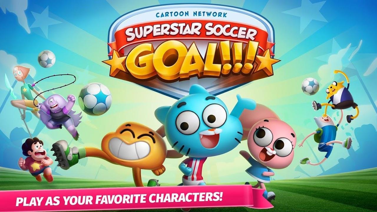 CN Superstar Soccer poster