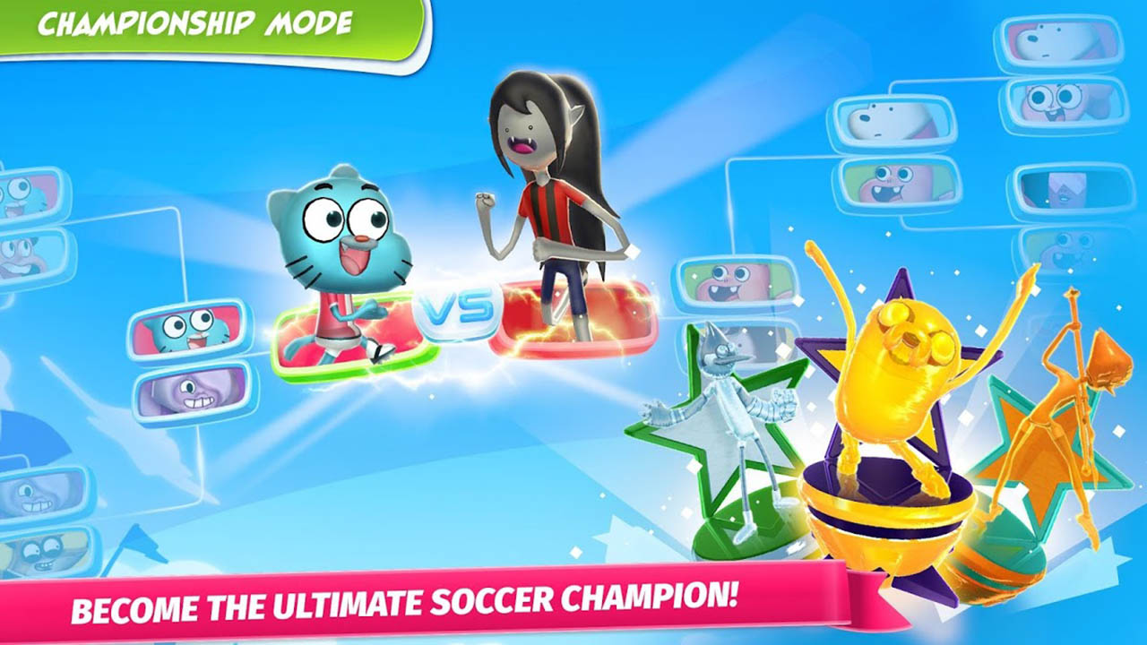 CN Superstar Soccer screen 1