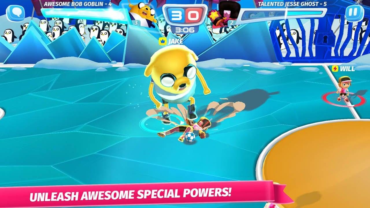 CN Superstar Soccer screen 3