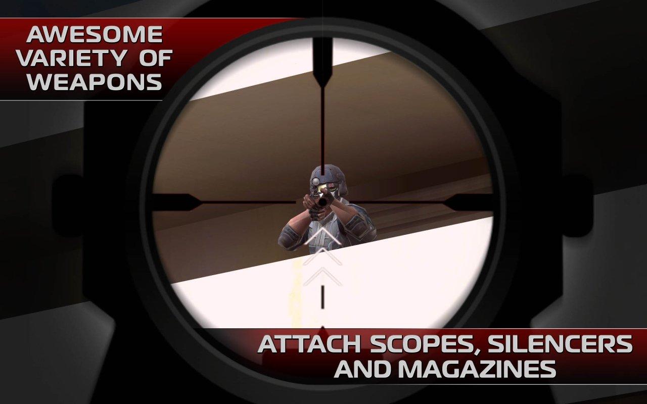 CONTRACT KILLER 2 screen 6