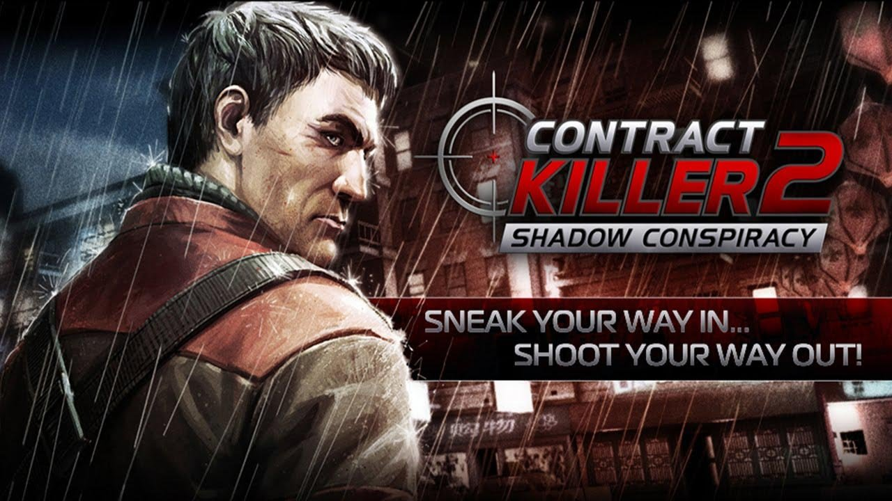 CONTRACT KILLER 2 poster