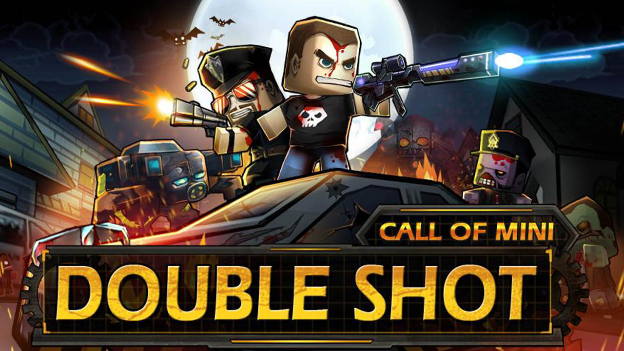 Call of Mini Double Shot poster