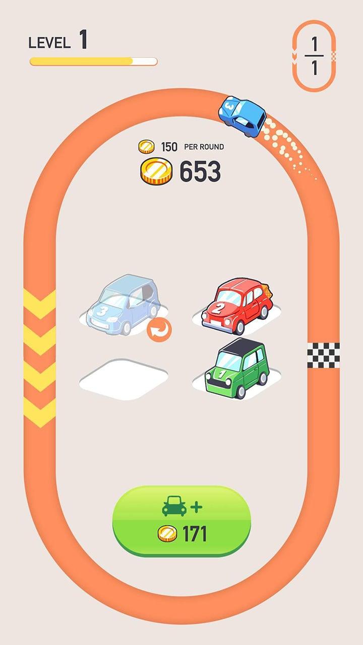 Car Merger screen 0