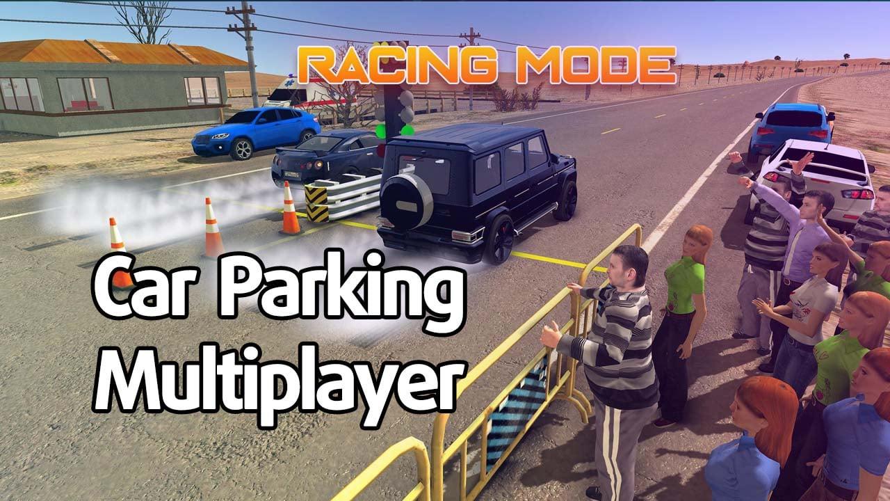 Car Parking Multiplayer poster