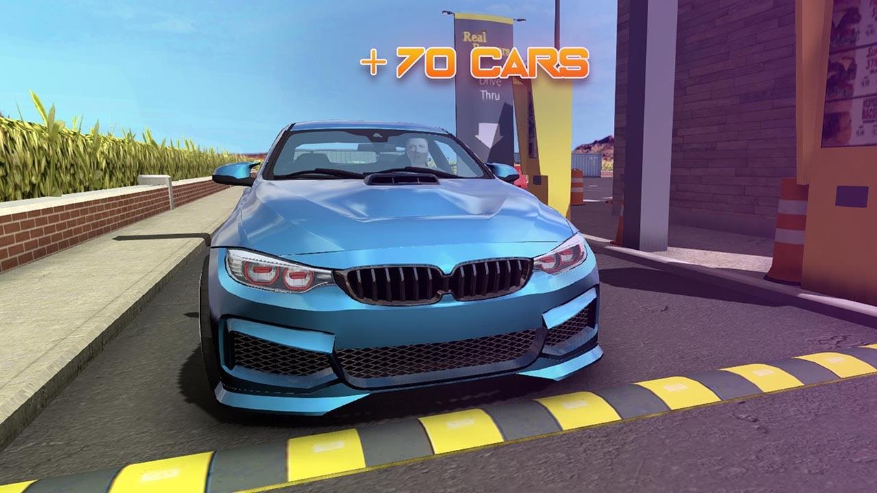 Car Parking Multiplayer screen 0
