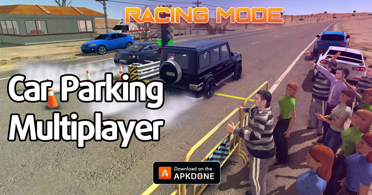 Car Parking Multiplayer MOD APK 4.7.1 Download (Unlimited Money) for Android
