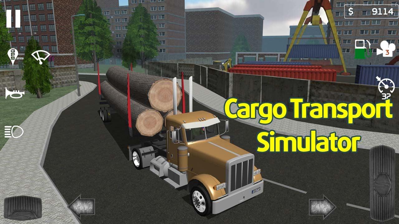 Cargo Transport Simulator poster