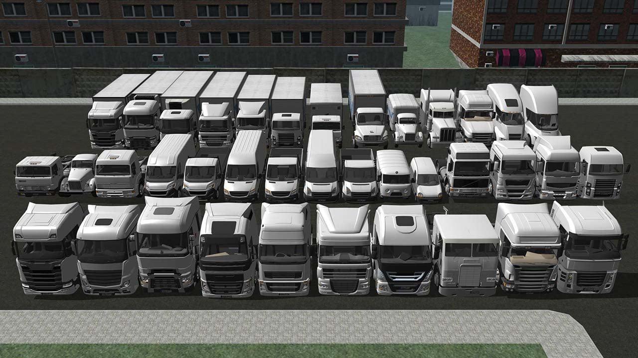Cargo Transport Simulator screen 0