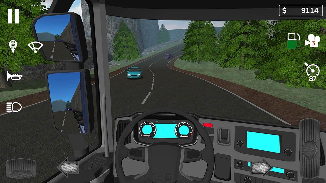 Cargo Transport Simulator screen 2