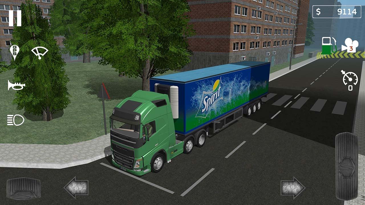 Cargo Transport Simulator screen 3
