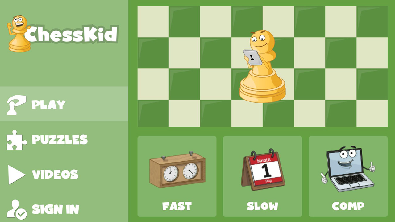 Chess Play and Learn poster