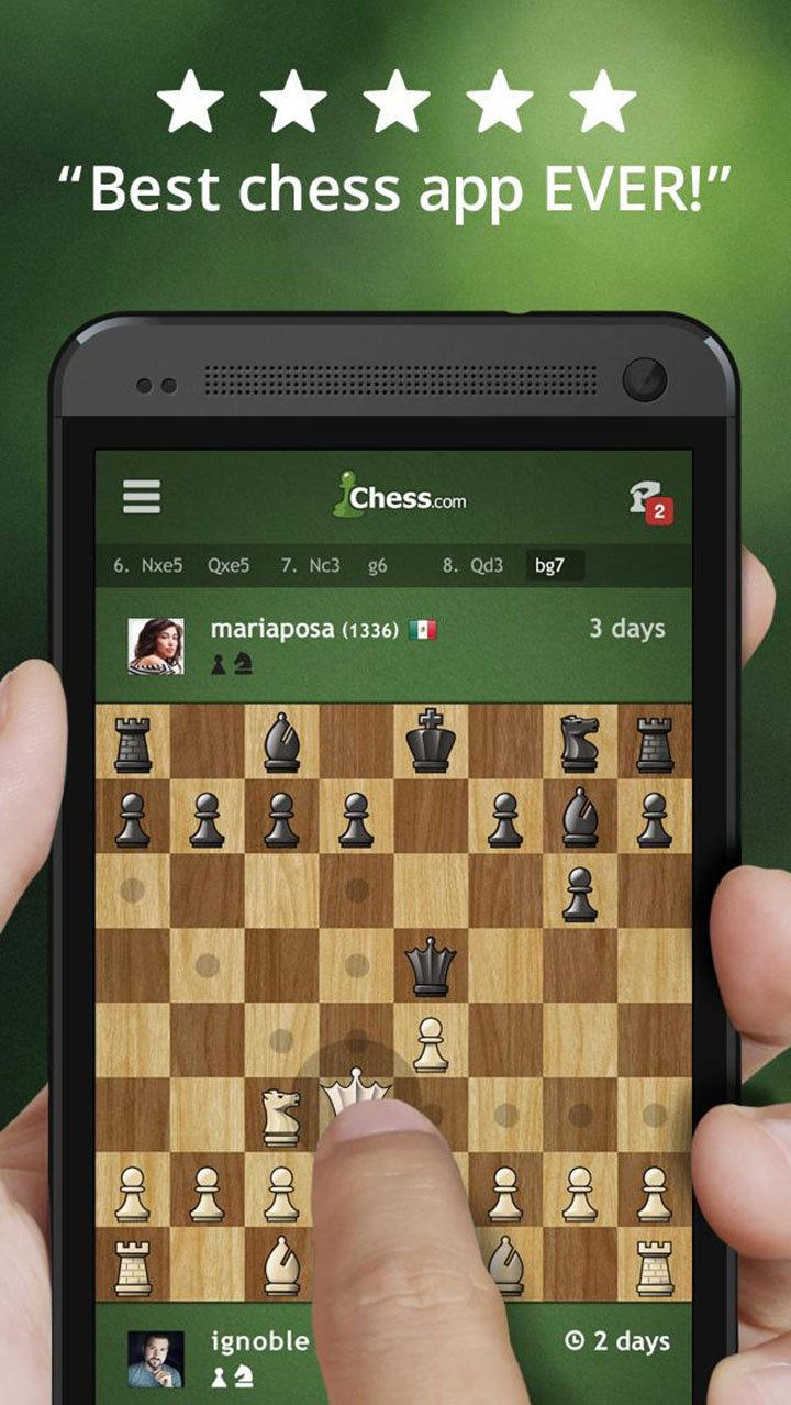 Chess Play and Learn screen 0