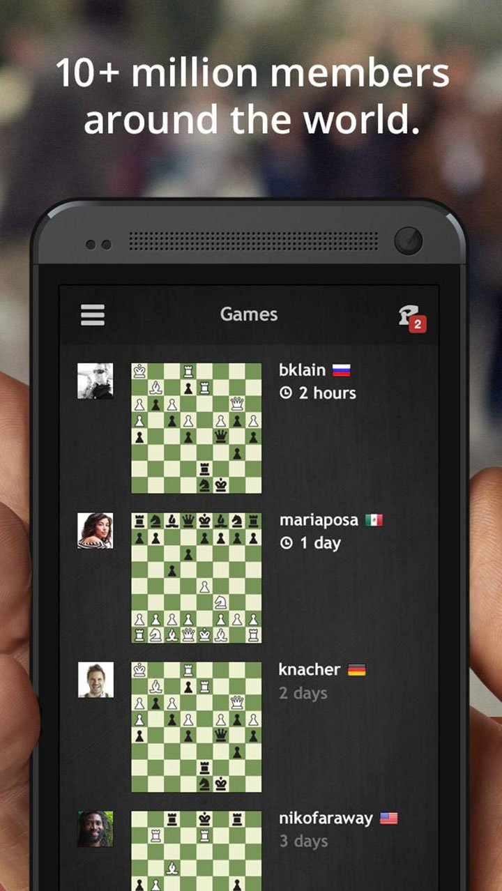 Chess Play and Learn screen 1